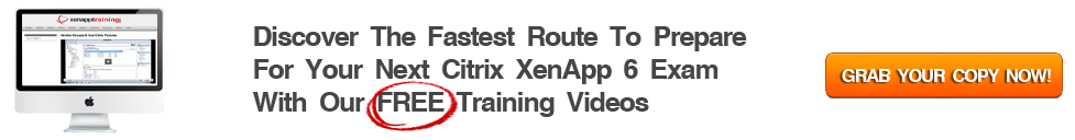 Citrix XenApp Training