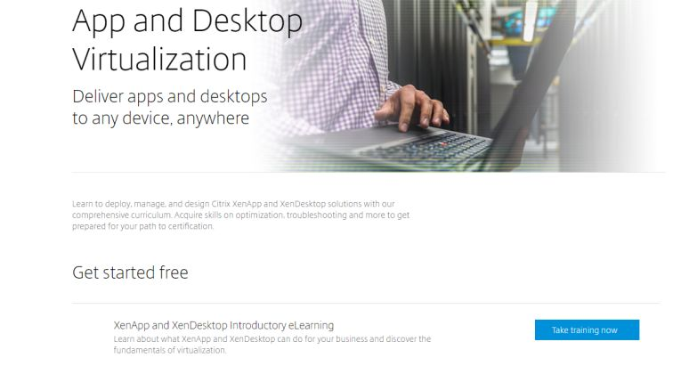 App and Desktop Virtualization